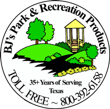 BJs Park & Recreation Products Logo